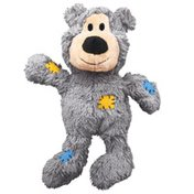 Kong Co. Extra Large Wild Knots Bear Dog Toy