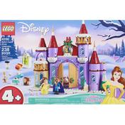 LEGO Toy, Belle's Castle Winter Celebration