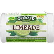 Old Orchard Classic Limeade Flavored Juice Drink from Concentrate