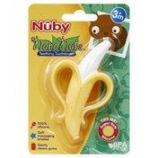 Nûby Toothbrush, Teething, 3+ M