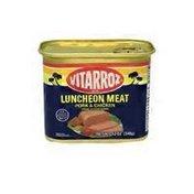 VITARROZ Luncheon Meat, Pork & Chicken