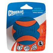 Chuckit! Dog Toy, Ultra Squeaker, Large (3 Inches)