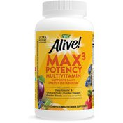 Nature's Way Alive!® Max3 Potency Multivitamin