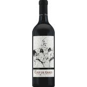 Coup De Grace Red Wine, Lodi Appellation, 2012