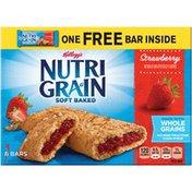 Kellogg's Nutri-Grain Strawberry Breakfast Bars