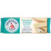 Voortman Coconut Crème Wafer