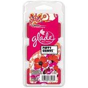 Glade Wax Melts Refill Poppy Groove Freshener