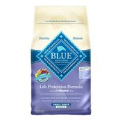 Blue Buffalo Life Protection Formula With LifeSource Bits Natural Fish & Brown Rice Recipe Small Breed Adult Natural Food for Dogs