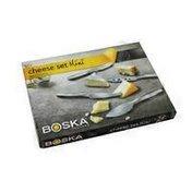 Boska Holland Cheese Set