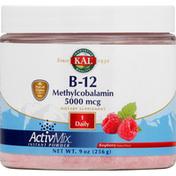 Kal Vitamin B-12, 5000 mcg, Raspberry
