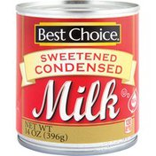 Best Choice Sweetened Condensed Milk