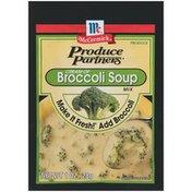 Mccormick Produce Partners Cream of Broccoli Soup Mix