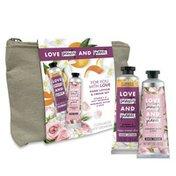 Love Beauty and Planet Mother'S Day Hand Cream Gift Set Murumuru Butter & Rose, Vitamin C & Juicy Mandarin