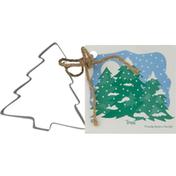 Ann Clark Cookie Cutters Cookie Cutter, Tree