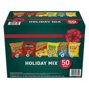 Frito Lay's Snacks, Holiday Mix, Variety Pack