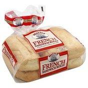 Seattle International Sandwich Rolls, French