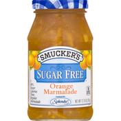 Smucker's Marmalade, Sugar Free, Orange