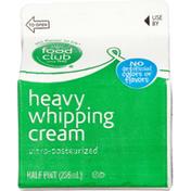 Food Club Heavy Whipping Cream
