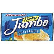 Schnucks Jumbo Flaky Buttermilk Biscuits