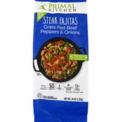 Primal Kitchen Steak Fajitas, Grass-Fed, Beef Peppers & Onions