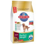 Hill's Science Diet Perfect Weight Adult Premium Natural Dog Food