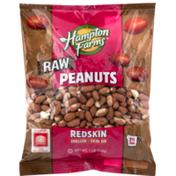 Hampton Farms Raw Peanuts Redskin