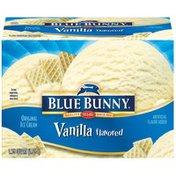 Blue Bunny Original Vanilla Ice Cream Ice Cream