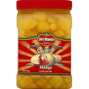 Del Monte Mango, in Extra Light Syrup