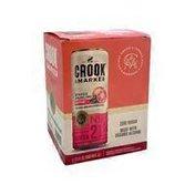 Crook & Marker Grapefruit Seltzer