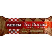 Kedem Tea Biscuits, Orange Flavor