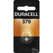 Duracell Battery, Silver Oxide, 379