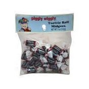 Piggly Wiggly Candy Midget Tootsie Roll