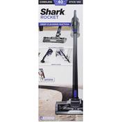 Shark Stick Vac, Cordless, Rocket