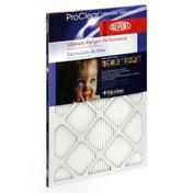 Du Pont Filter, Electrostatic Air