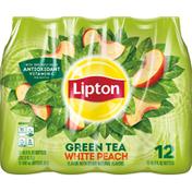 Lipton White Peach Iced Tea