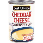 Best Choice Cheddar Cheese Condensed Soup