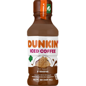 Dunkin' Iced Coffee, S'mores, Girl Scout
