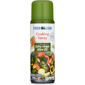 Food Lion Cooking Spray
