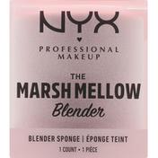 NYX Professional Makeup Blender Sponge, The Marsh Mellow