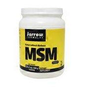 Jarrow Formulas Methyl-sulfonyl-methane Powder Dietary Supplement
