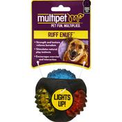 Multipet Dog Toy, Diamond Ball