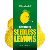 Wonderful Pistachios & Almonds Lemons, Seedless