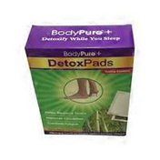 Body Pure Detoxifying Foot Pads