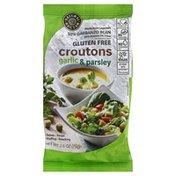 Natural Nectar Croutons, Gluten Free, Garlic & Parsley