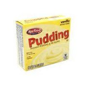 Key Food Instant Pudding & Pie Filling