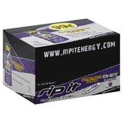 Rip It Energy Fuel Shot, Sugar Free, Extra Strength Formula, G-Force Grape