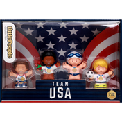 Fisher-Price Team USA, For Ages 1-101