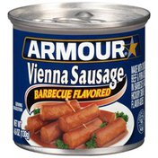 Armour Barbecue Flavored Vienna Sausage