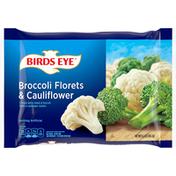 Birds Eye Broccoli Florets & Cauliflower