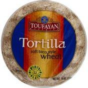 Toufayan Tortillas, Flour, Wheat, Soft Taco Style